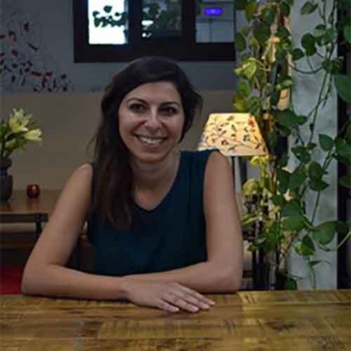 Maria Zeniou