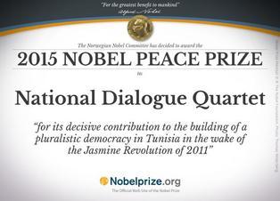 2015 Nobel Prize
