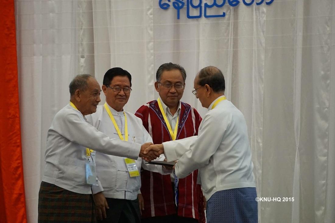Burma Agrees on Political Dialogue Framework