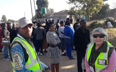 Zimbabwe's Contested Election, and a Call for Dialogue