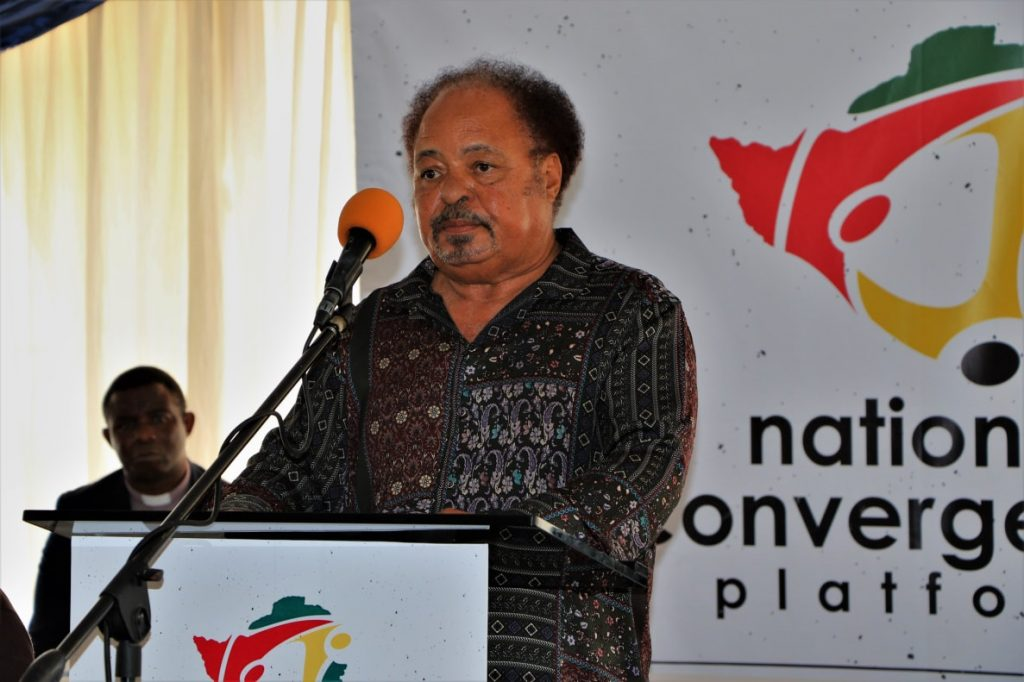 The National Convergence Platform is Launched in Zimbabwe