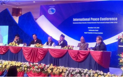 Celebrating the 10th Anniversary of Nepal's Comprehensive Peace Accord (2006-2016)