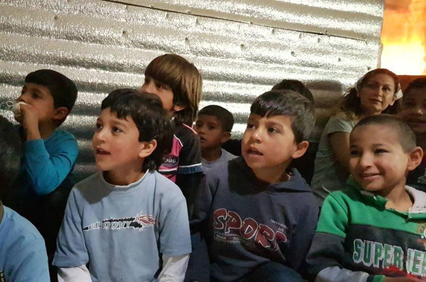 Syrian Kids