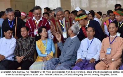 Burma's Union Peace Conference – the 21rst Century Panglong Reconvenes