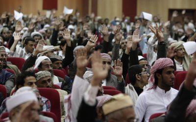 Clerics vote in Yemen
